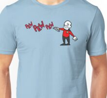 Pew Pew Picard  Unisex T-Shirt