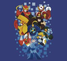 Megaman 2 - The Mystery of Dr. Wily T-Shirt