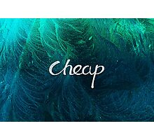 Cheap Photographic Print