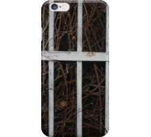 Caged Wild iPhone Case/Skin
