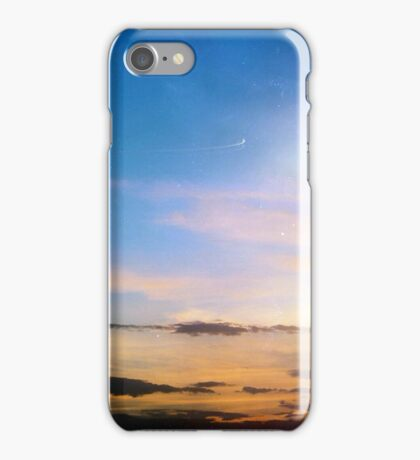 Spanish sunsets iPhone Case/Skin