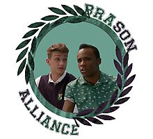 BRASON Alliance Photographic Print