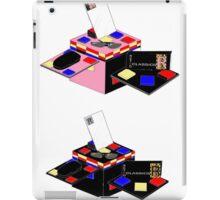 Retro Classics Design Box iPad Case/Skin