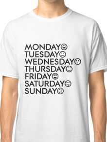 Typical Week Classic T-Shirt