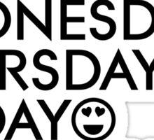 Typical Week Sticker