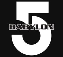 Babylon 5  by fanboydesigns