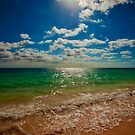 Sunny Day at the Sea by makbet666