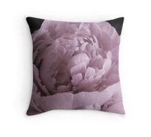 Peony Pillow Throw Pillow
