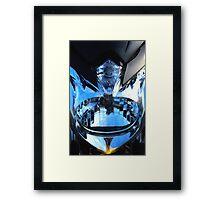 Tuning Forks Light Framed Print