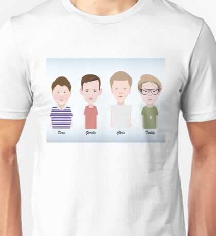 Stand by me. Unisex T-Shirt