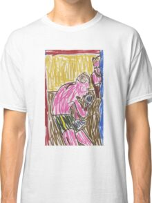"""Drawing: """"Francis Bacon Archive I (2010) (Boxing)"""" by artcollect Classic T-Shirt"""