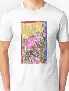 "Drawing: ""Francis Bacon Archive I (2010) (Boxing)"" by artcollect Unisex T-Shirt"