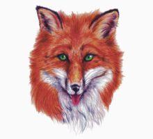 Foxy Fox Kids Tee