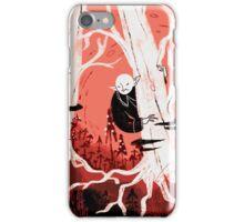 Forest Vampire iPhone Case/Skin