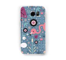 Flamingo & Chick  Samsung Galaxy Case/Skin
