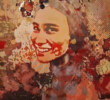 Portrait of Laura by beeden