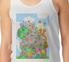 All Kinds of Critters Tank Top