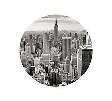 NY Cityscape Photographic Print