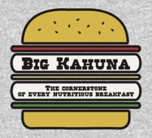Big Kahuna Burger by lastinclass