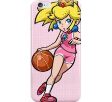 Princess Peach 3-on-3 iPhone Case/Skin