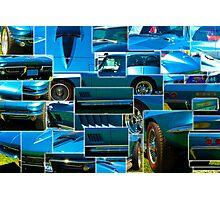 Corvette Composite Photographic Print