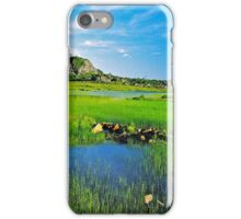 The world is a rose , smell it and pass it to your friends. Carpe diem and wonderful World. Lofoten Islands . Doctor Faustus. iPhone Case/Skin
