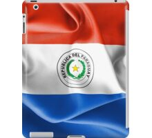 Paraguay Flag iPad Case/Skin