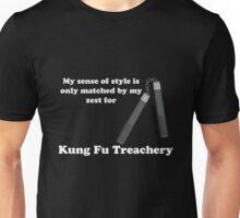 Kung Fu Treachery Unisex T-Shirt