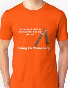 Kung Fu Treachery T-Shirt
