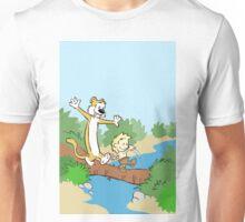 When Universes Collide Unisex T-Shirt
