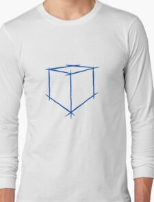 Cube Long Sleeve T-Shirt
