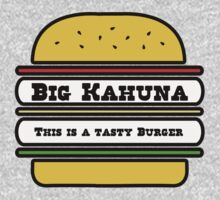 Big Kahuna Tasty Burger Kids Clothes
