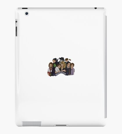 Save Louise iPad Case/Skin
