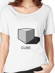 Perfect cube 2 Women's Relaxed Fit T-Shirt