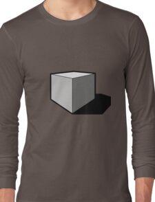 Perfect cube Long Sleeve T-Shirt