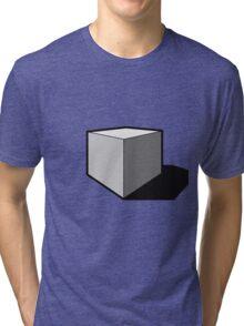 Perfect cube Tri-blend T-Shirt