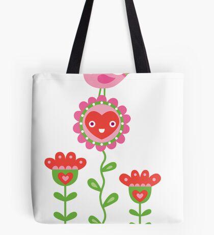 Happy - sweet print Tote Bag