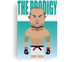 B.J. The Prodigy Penn. Canvas Print