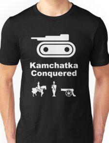 Risiko Kamchatka B/W Unisex T-Shirt