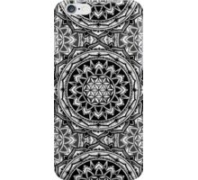 """Valeria"" Sacred Geometry Mandala iPhone Case/Skin"