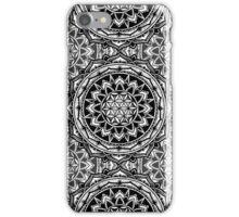 """Valeria"" Sacred Geometry Mandala iPhone Case/Skin"