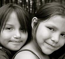 Mattea & Tina by Marcella Hadden