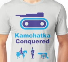 Risiko Kamchatka Blue Unisex T-Shirt