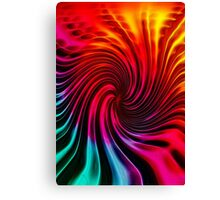Rippling Canvas Print