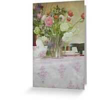 Cottage Vintage - Cottage No.1 Greeting Card
