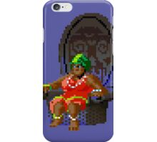 The Voodoo Lady! (Monkey Island 2) iPhone Case/Skin