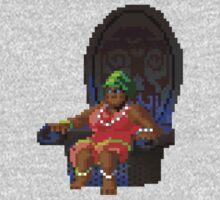 The Voodoo Lady! (Monkey Island 2) One Piece - Long Sleeve