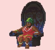 The Voodoo Lady! (Monkey Island 2) One Piece - Short Sleeve
