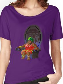 The Voodoo Lady! (Monkey Island 2) Women's Relaxed Fit T-Shirt