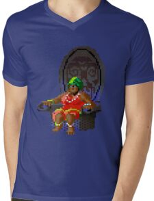 The Voodoo Lady! (Monkey Island 2) Mens V-Neck T-Shirt